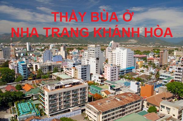 Thầy bùa yêu ở Nha Trang Khánh Hòa