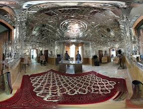 Photo: Mofakham Mirror House