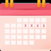 my calendar period tracker -period calendar cherry