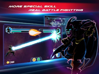 Dragon Shadow Battle Warriors: Super Hero Legend 8