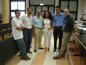 Photo: Prinari PhD Defense (2003)