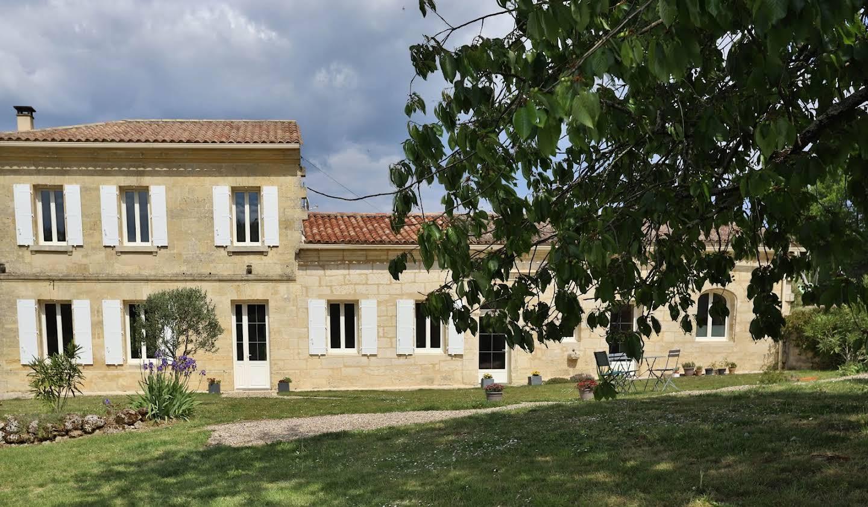 Maison avec jardin Saint-Emilion