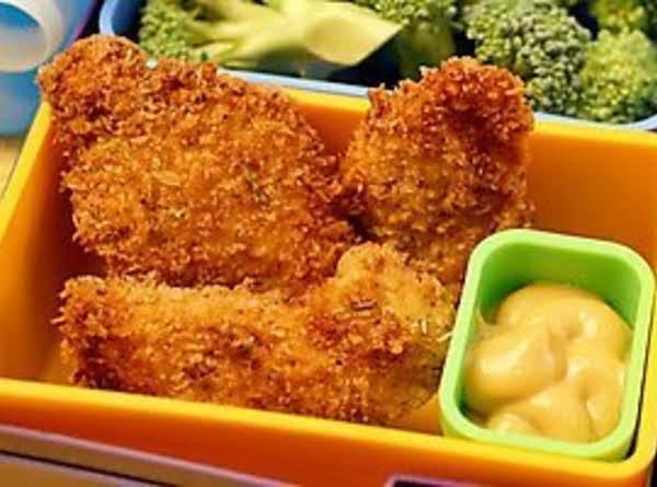 Crunchy Chicken Dijon