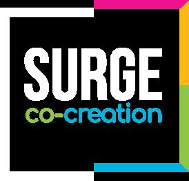 SURGE Co-Creation Logo