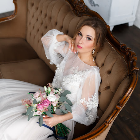 Wedding photographer Aleksandra Eremeeva (eremeevaphoto). Photo of 09.01.2018
