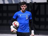 Le Club de Bruges prolonge Nick Shinton jusqu'en 2023