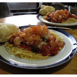 Shrimp Spaghetti Sauce