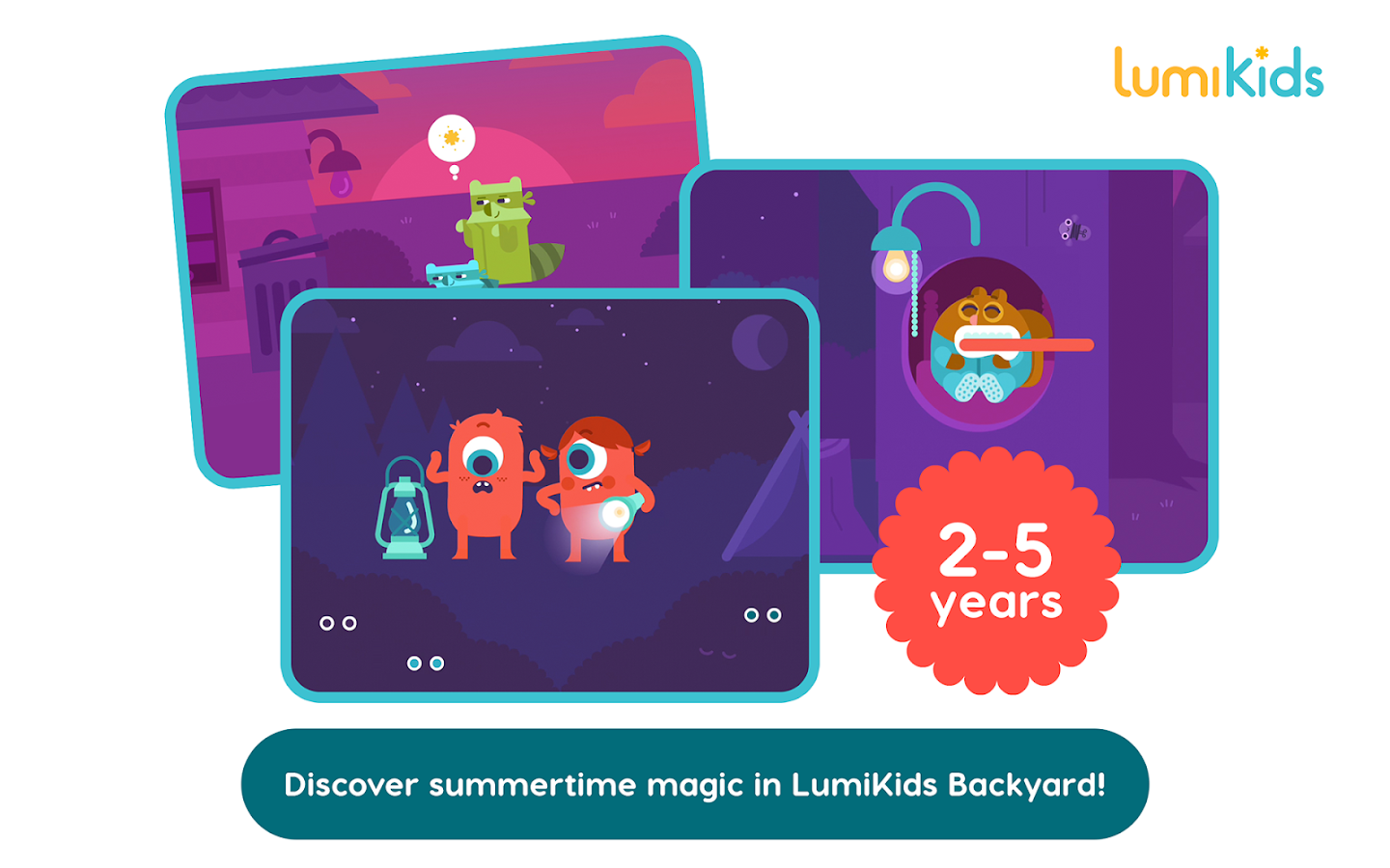 lumikids backyard by lumosity android apps on google play