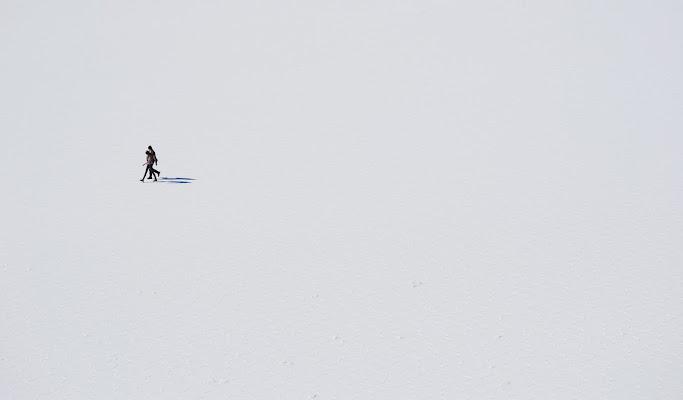 Uyuni: camminando candidamente di mrk982