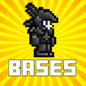 Bases & Arenas for Terraria