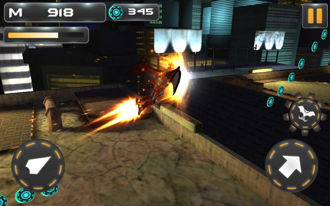 Iron Bat 2 The Dark Night- screenshot
