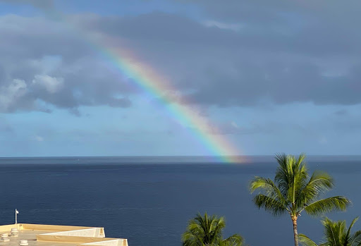 rainbow-2.jpg - Caught this shot of a rainbow just as we were about to leave the Big Island of Hawaii. OK, we'll be back!