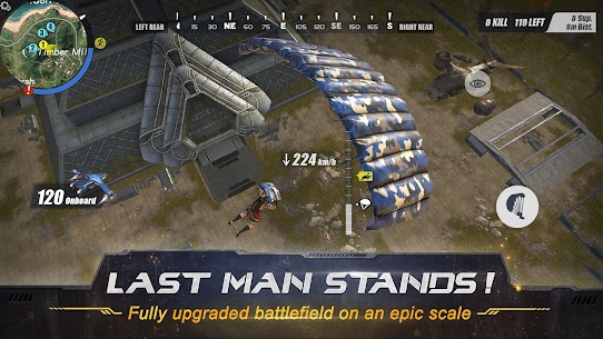 RULES OF SURVIVAL App Download For Android and iPhone 4