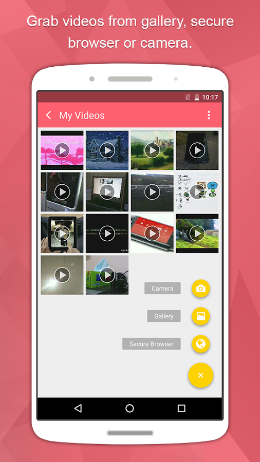 Video Locker- screenshot