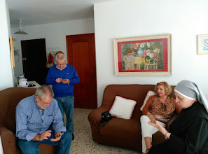 Photo: EN NERJA CON MARIA Y TEODORO