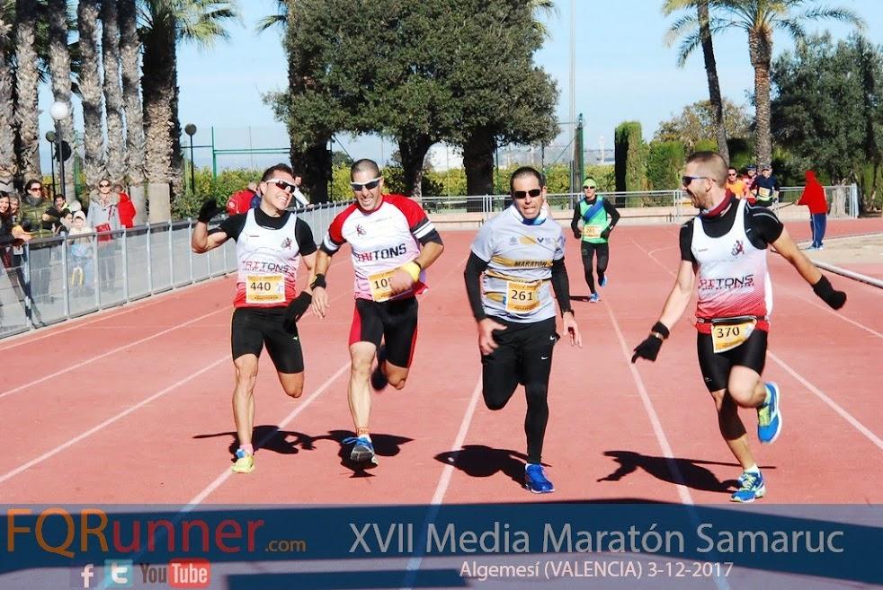 Fotos XVII Media Maratón del Samaruc 2017 Algemesí