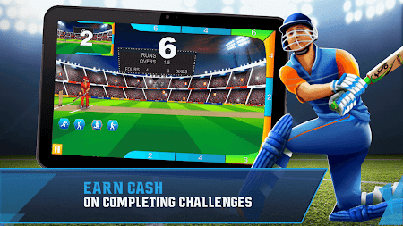 Cricket T20-Multiplayer Game 1.0.80 screenshot 2089444