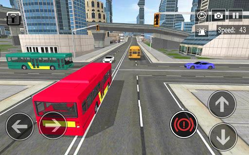 Bus Simulator 3D City 2018 1.0 screenshots 17