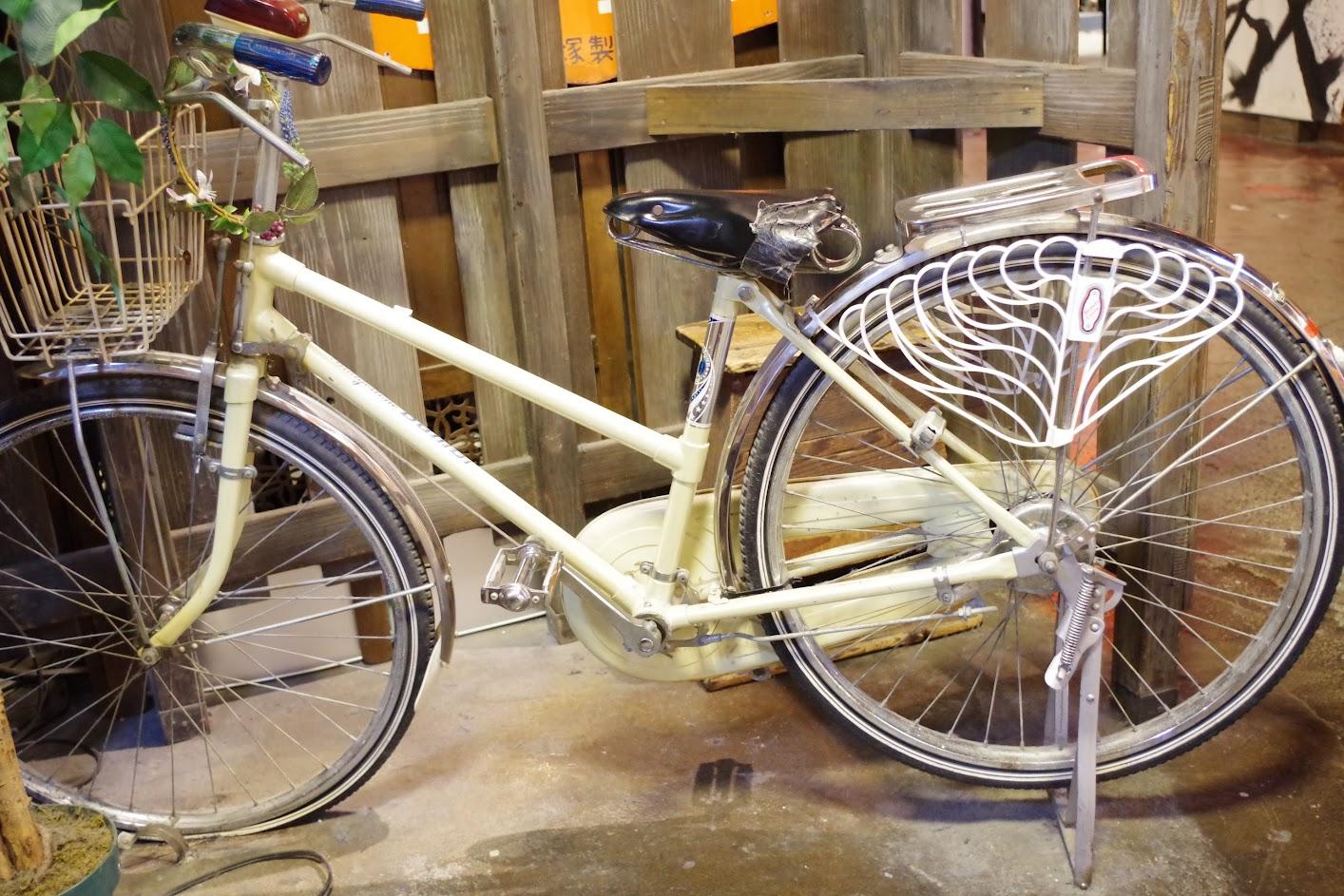 盗まれた 自転車
