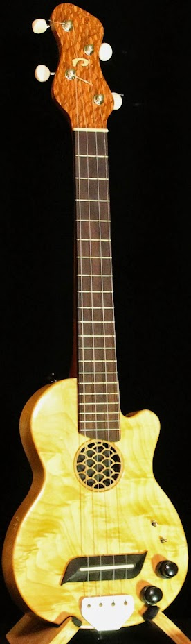 Ukelation electric Ukulele