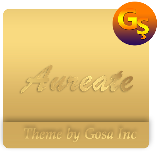aureate | Xperia™ Theme