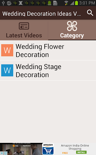 Wedding decoration ideas video apk download apkpure wedding decoration ideas video screenshot 3 junglespirit Image collections