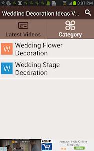 Wedding Decoration Ideas VIDEO screenshot 2