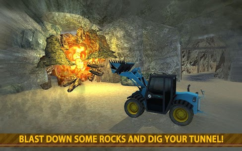 Tunnel Construction Simulator 2018 MOD (Unlocked) 6
