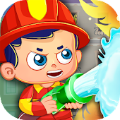 Firefighters Town Fire Rescue Adventures