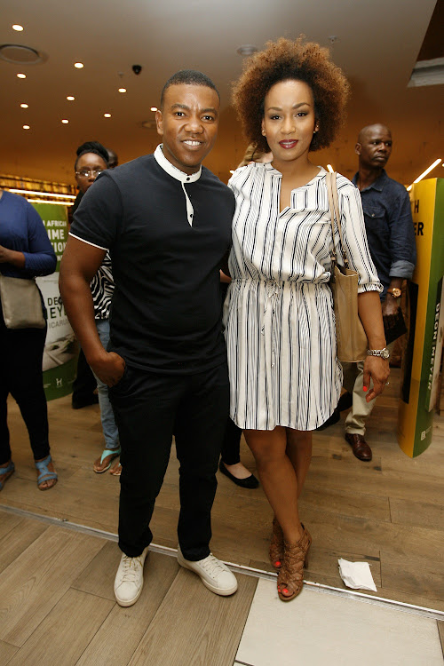 First look at Loyiso and Jennifer Bala's new addition to the