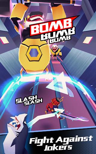 Slash & Girl - Joker World screenshots 8