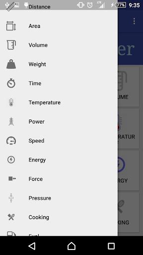 Full Unit Converter 1.0.3 screenshots 2