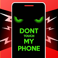 Dont Touch My Phone - Lock Screen Wallpapers icon