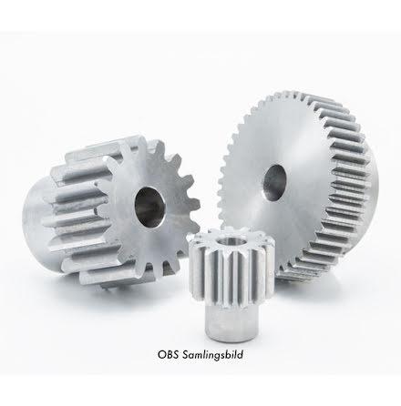 Cylindriskt kugghjul M2,5 - Z16