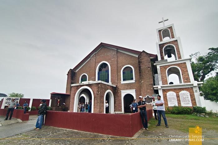 Iguig Church Cagayan Facade