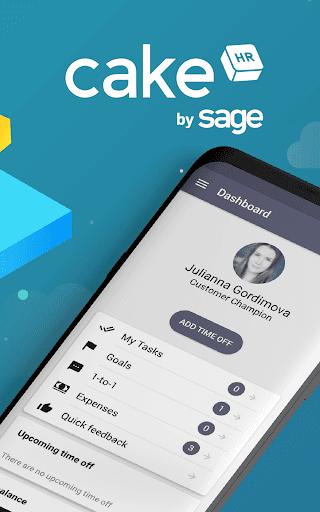 cakehr by sage screenshot 1