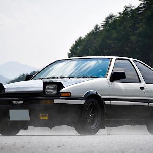 スプリンタートレノ AE86 S61•GT-APEXのカスタム事例画像 ささき ゆーまさんの2019年08月21日20:58の投稿