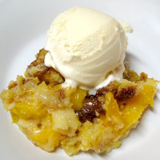 Ooey-Gooey Peach Cobbler Recipe