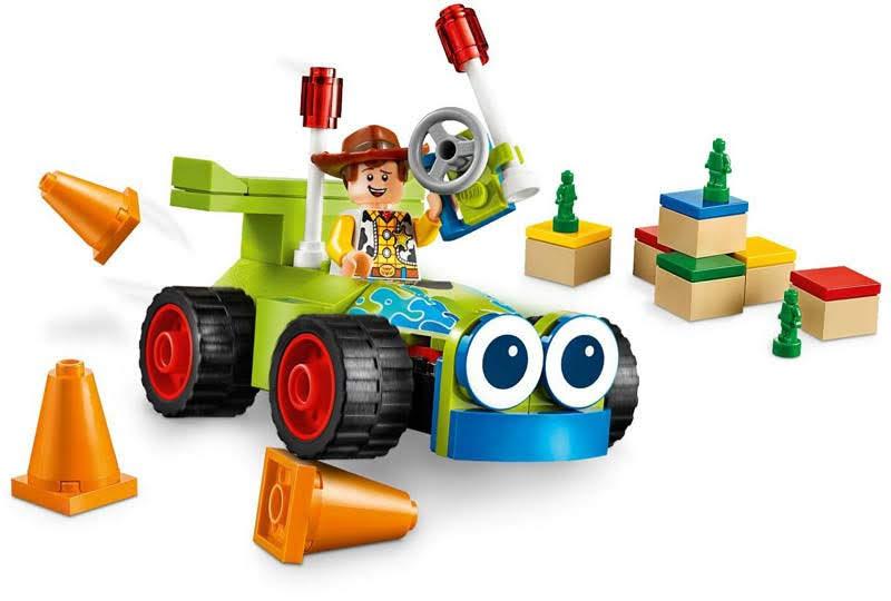 Contenido de Lego® 10753 Ataque de The Joker™ a la Batcueva