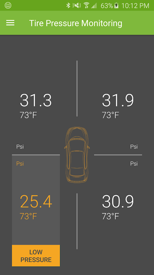 TPMS by Rand McNally- screenshot
