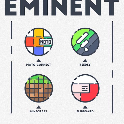 EMINENT - ICON PACK  screenshots 8