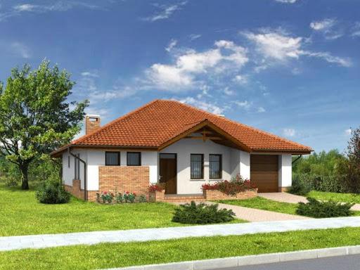 projekt Dom dla Ciebie - wariant I - M14a