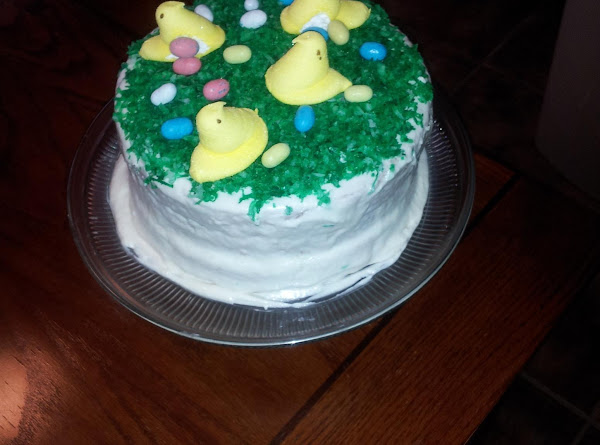 Christela's Coconut Cake Recipe