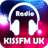 Radio KISS FM UK live UK hits