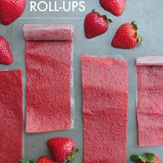 Strawberry Roll-Ups