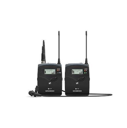 Wireless Mic Set Lavalier EW 112P G4