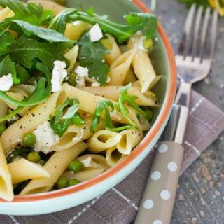 Penne and Arugula Salad