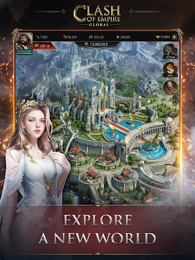 Clash of Empire: Epic Strategy War Game 5.16.1 screenshots 17