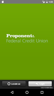 Proponent Federal Credit Union- screenshot thumbnail