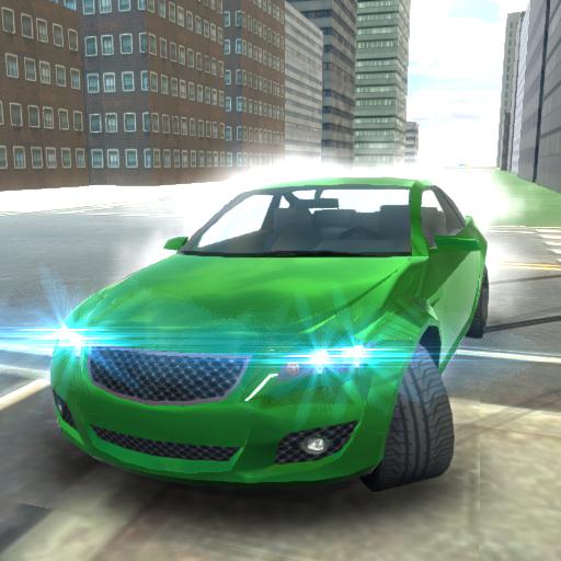 市汽車駕駛極端的2016年 模擬 App LOGO-硬是要APP